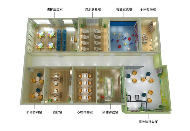 军队心理咨询室建设
